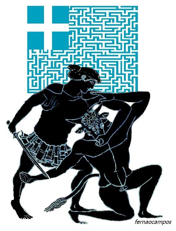 O labirinto Grécia