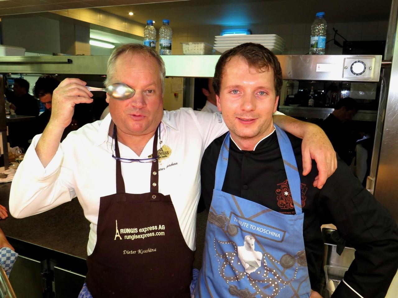 Dieter Koschina & Julian Karr