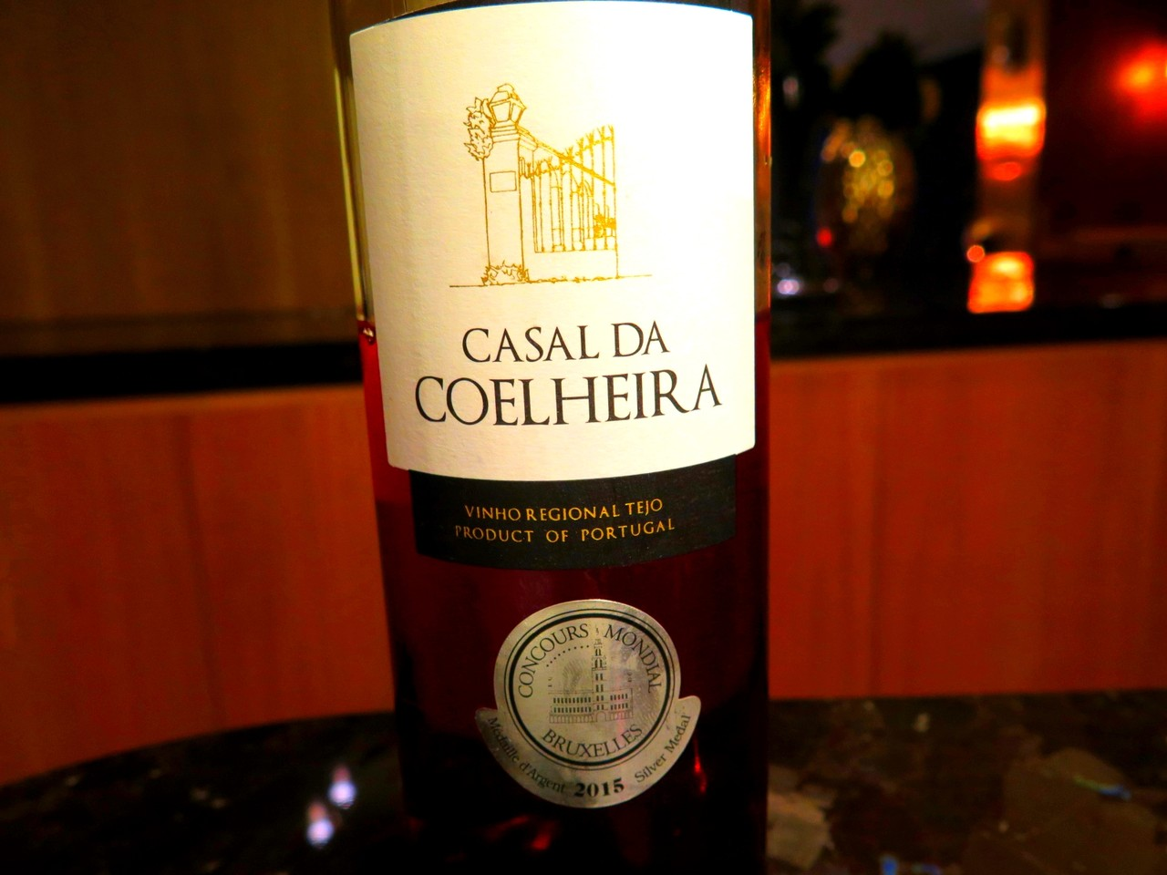 Casal da Coelheira rosé 2014