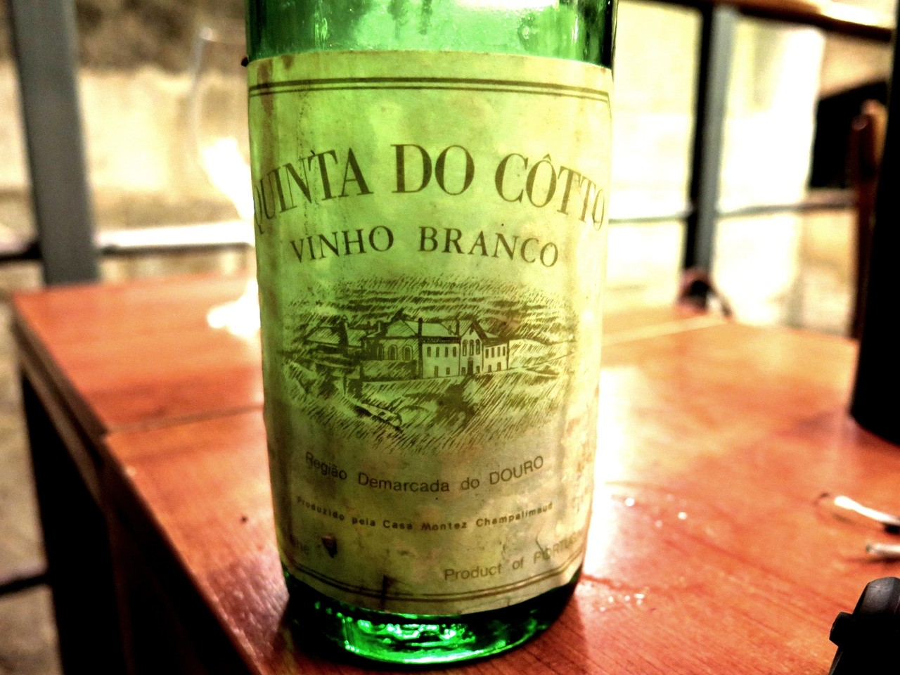 Quinta do Côtto branco 1979