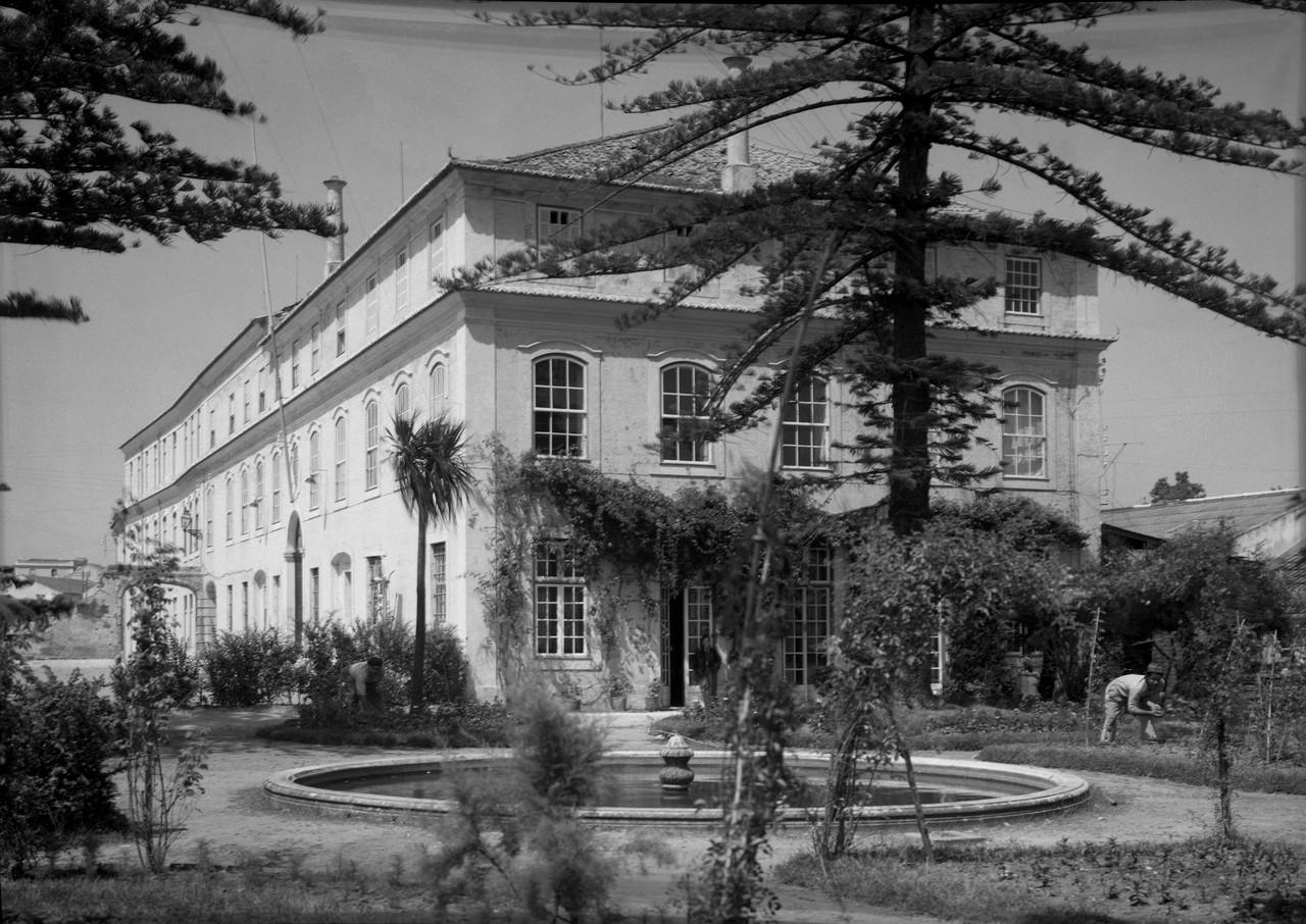 Colégio do Infante de Sagres, Palma de Baixo (K. Pinro, 195…)
