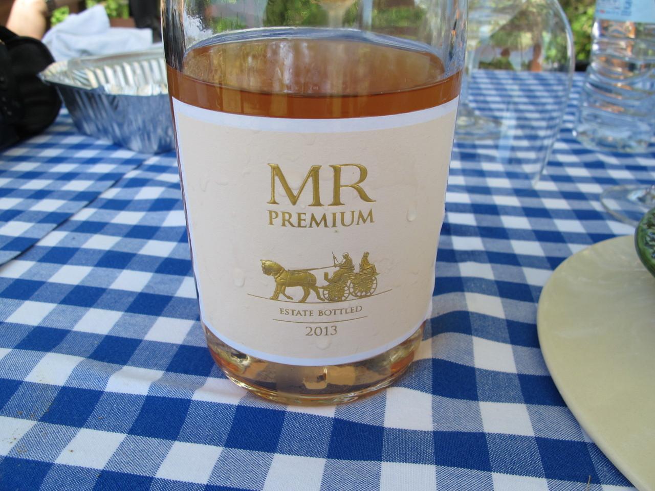 MR Premium Rosé 2013