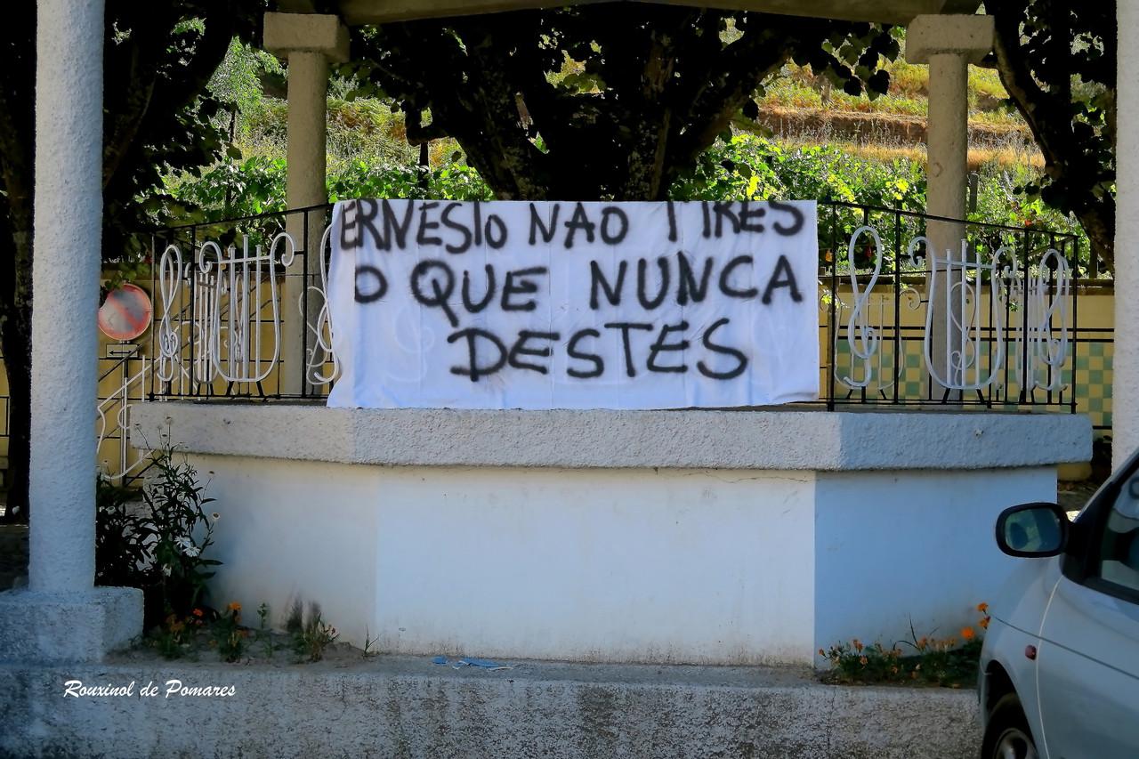 Ataque a Ernesto Santos