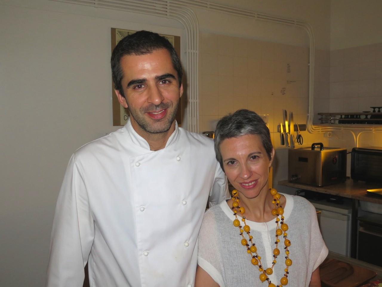 Tiago Feio e Ana Cachaço