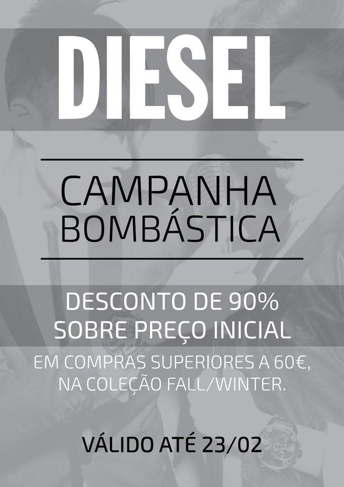 90% de Desconto | FREEPORT | - Diesel