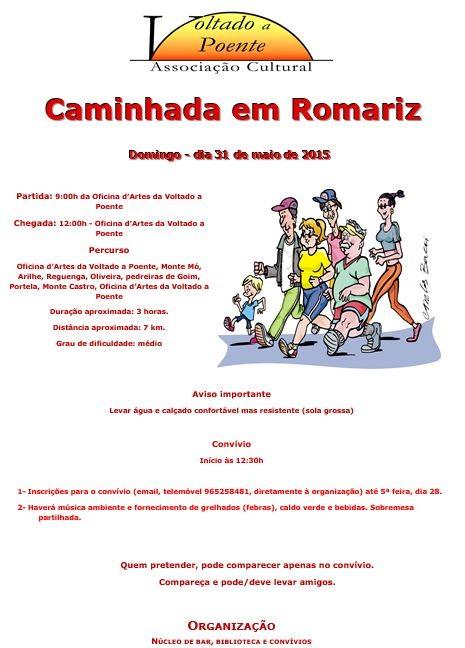 Cartaz caminhada VaP em Romariz - 2015-05-31.JPG