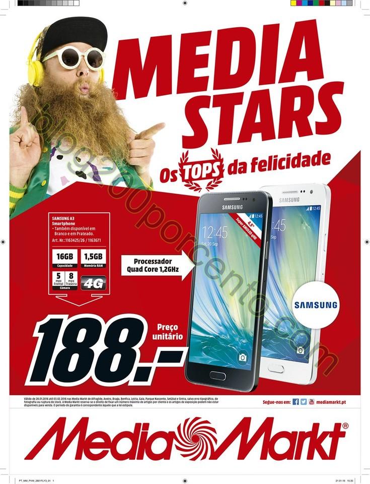 Antevisão Folheto MEDIA MARKT promoções de 28 j