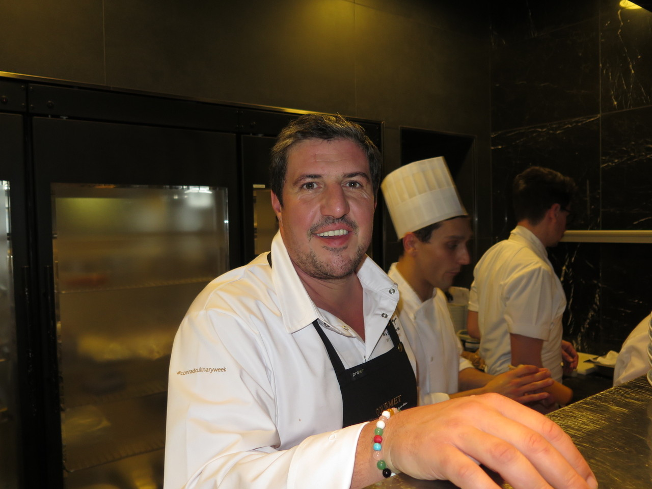 Claude Bosi