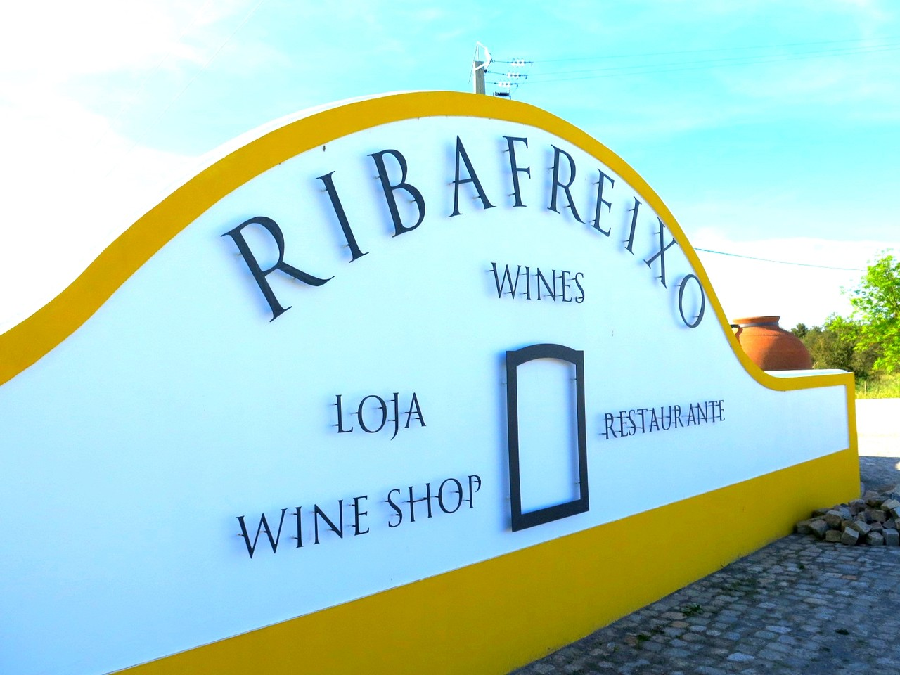 Ribafreixo Wines, enoturismo na Vidigueira