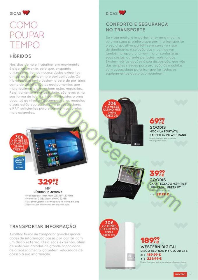 Novo Folheto WORTEN 360 Promoções de 18 fevereir
