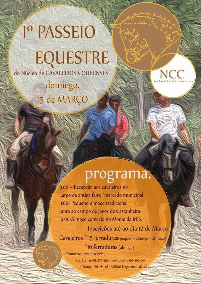 NCC I Passeio Equestre