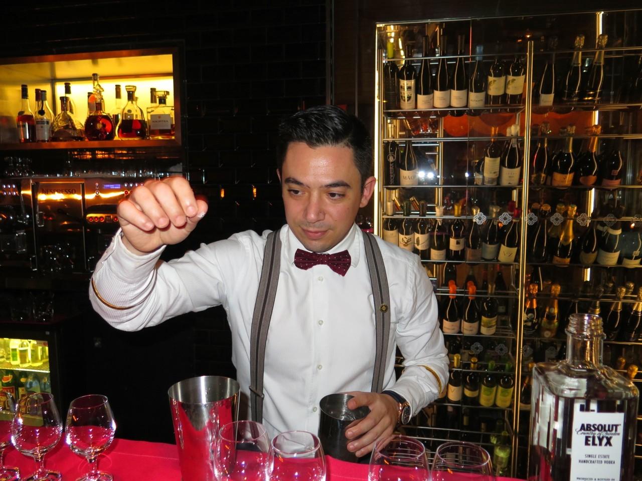 Nelson Matos, o Ristretto Nespresso… e uma pitada de sal
