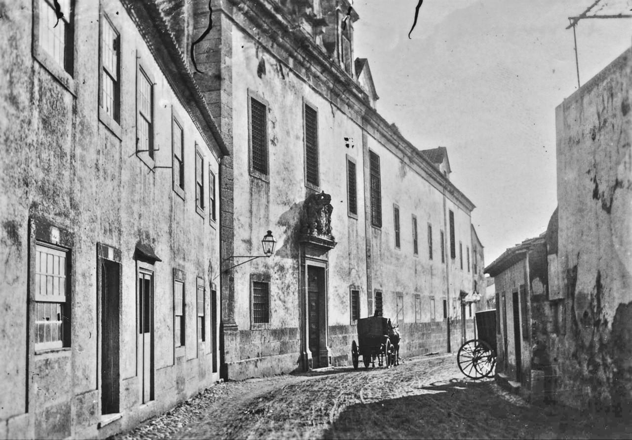Estrada de Sacavém, Arroios (Anón., séc. XIX)