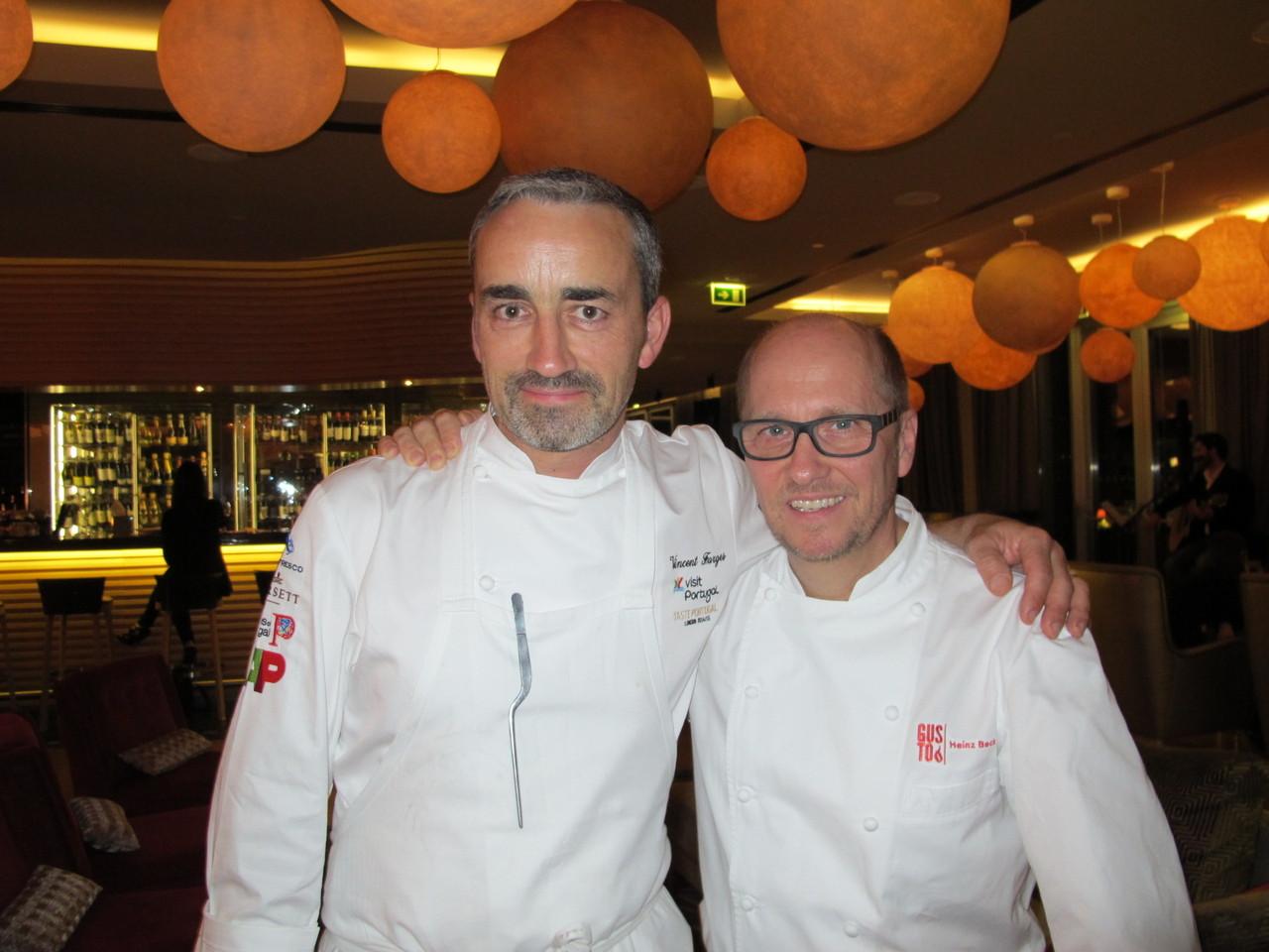 Vincent Farges & Heinz Beck