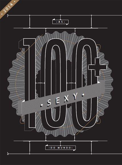100 + Sexy capa
