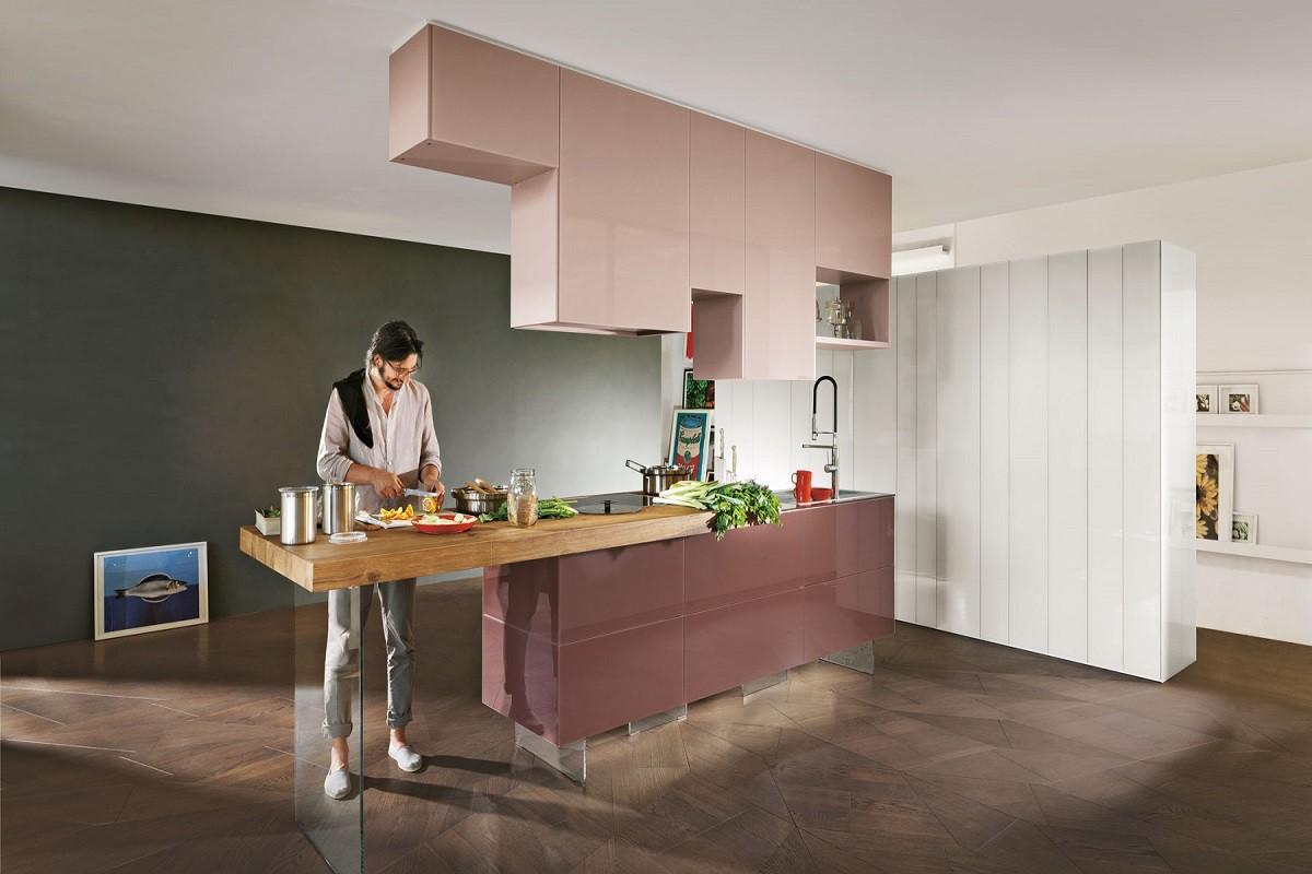 Cozinhas Modernas Com Bancada Cozinhas De Ao Escorredor Cozinha