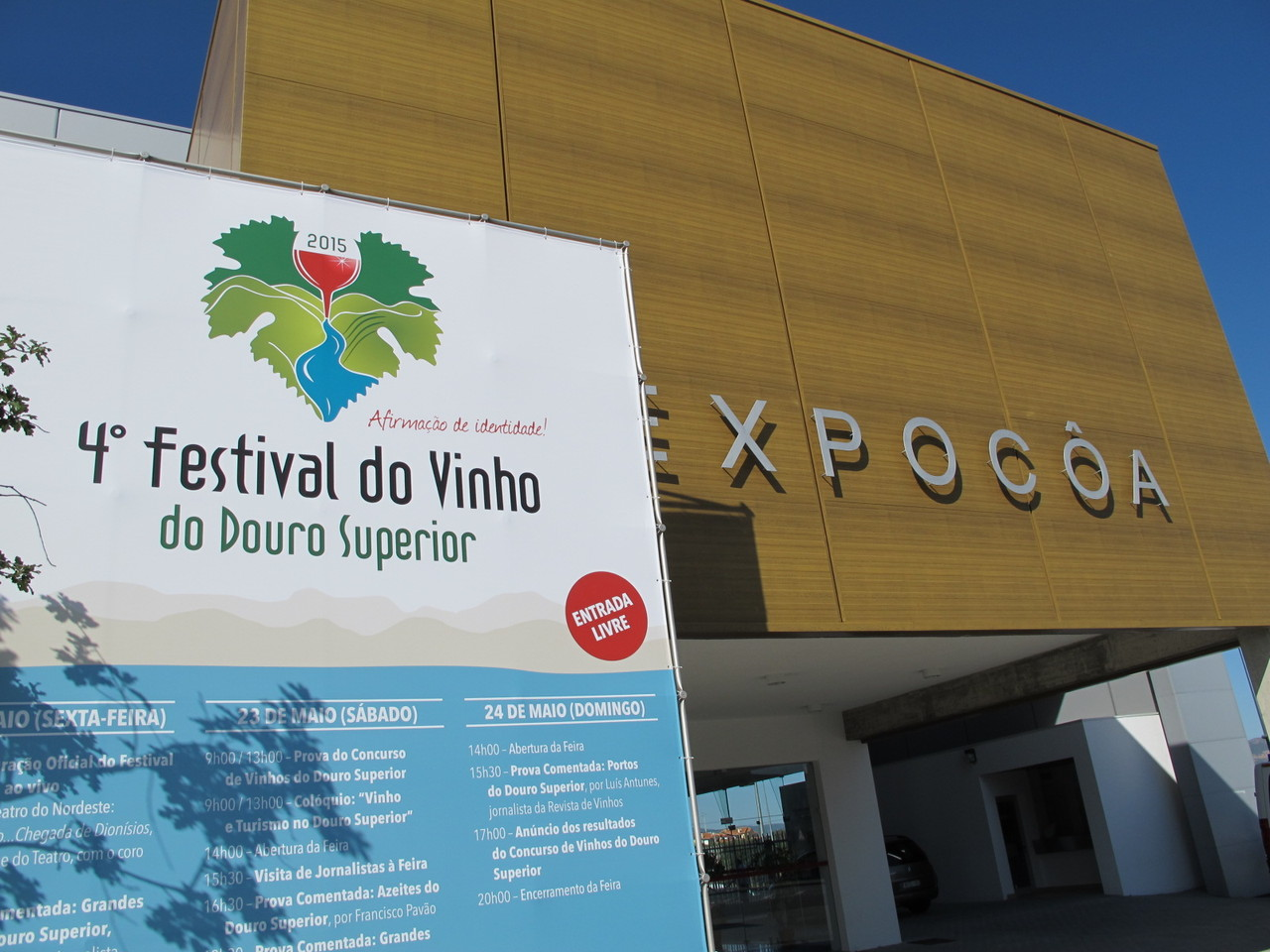 Festival do Vinho do Douro Superior