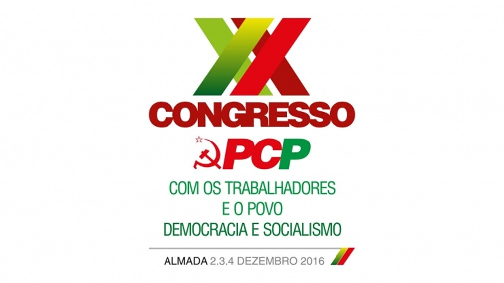 XX Congresso PCP_logo