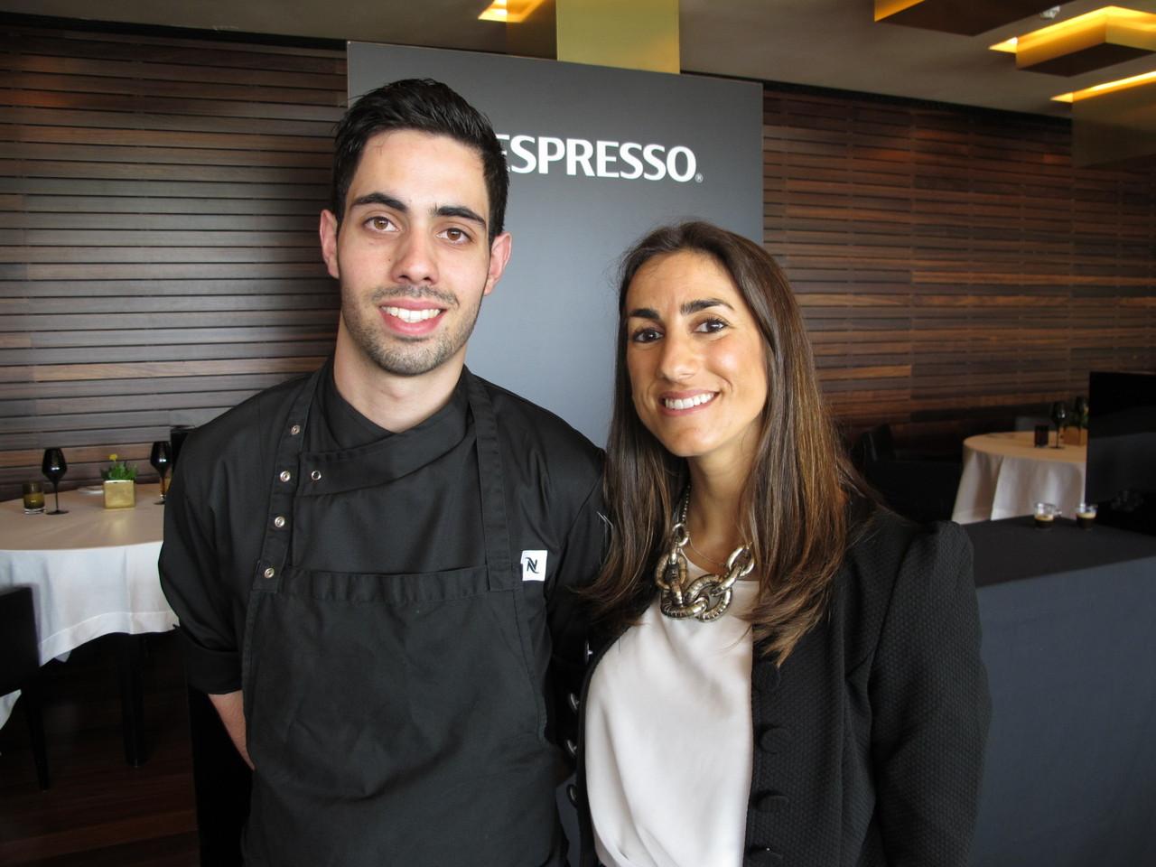 José Pedro Silva e Marta Mimoso