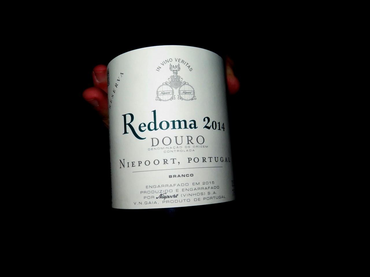 Redoma Reserva branco 2014