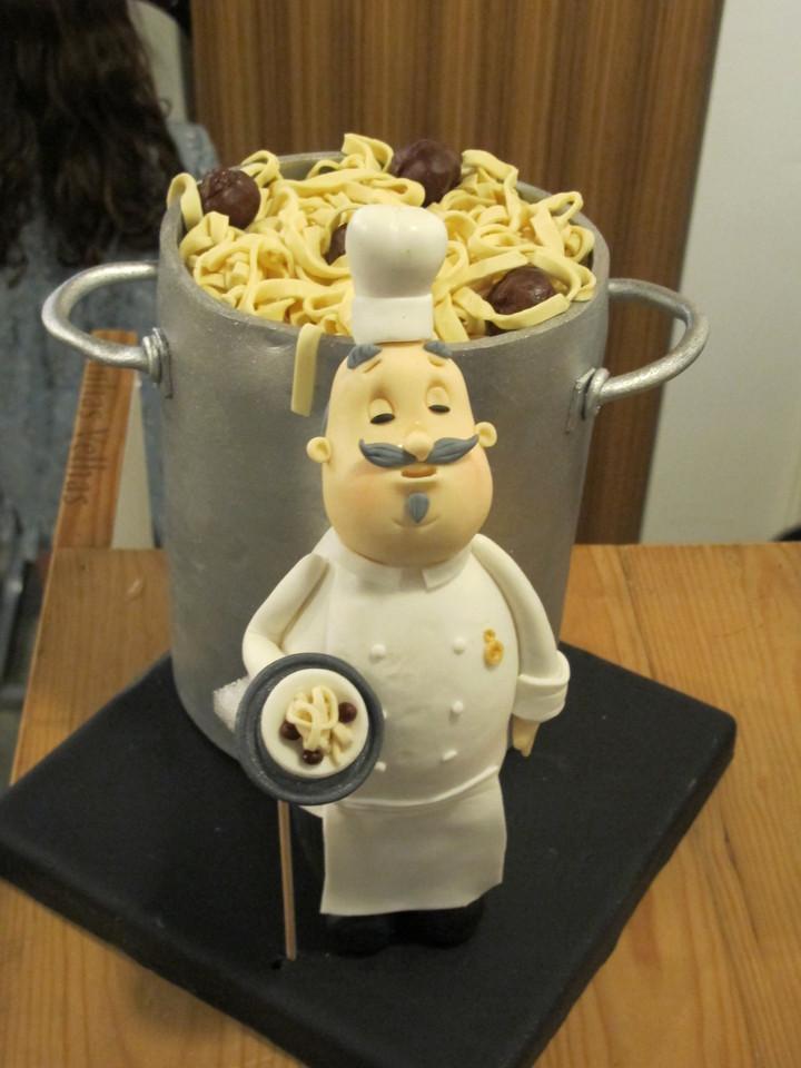 'O Chef' .JPG