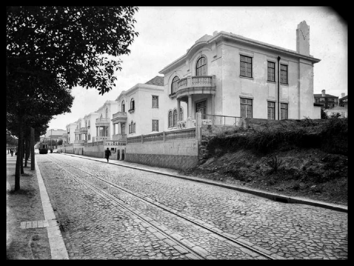 Avenida Duque de Ávila, Lisboa (Anónimo, c. 1930)