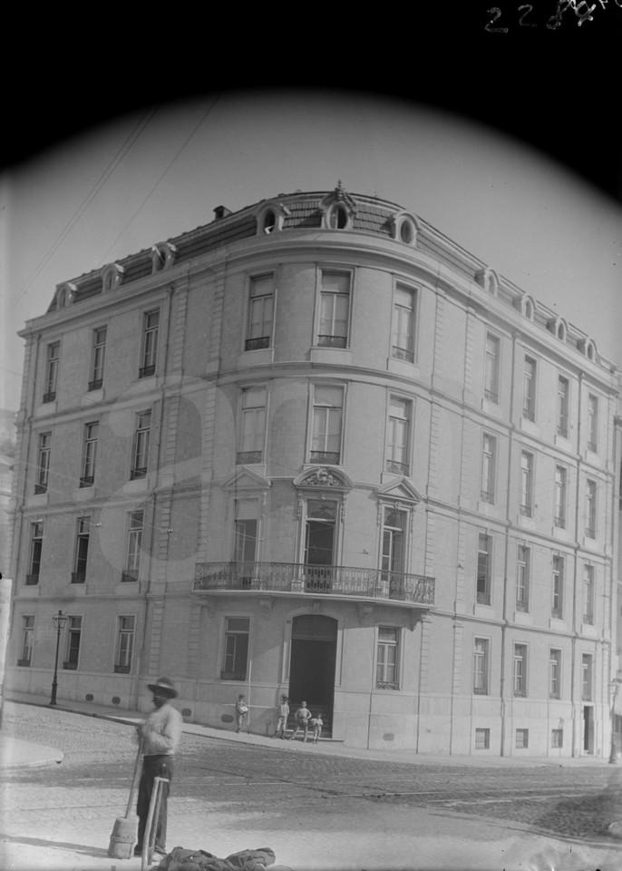 Calceteiro, Lisboa (Machado e Souza, c. 1908)