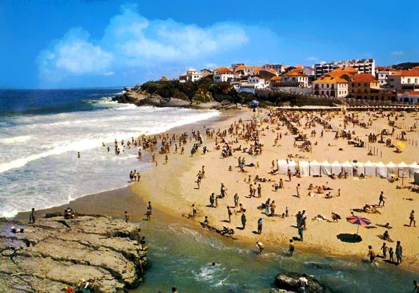 Praia das Maçãs - Aspecto da Praia.jpg