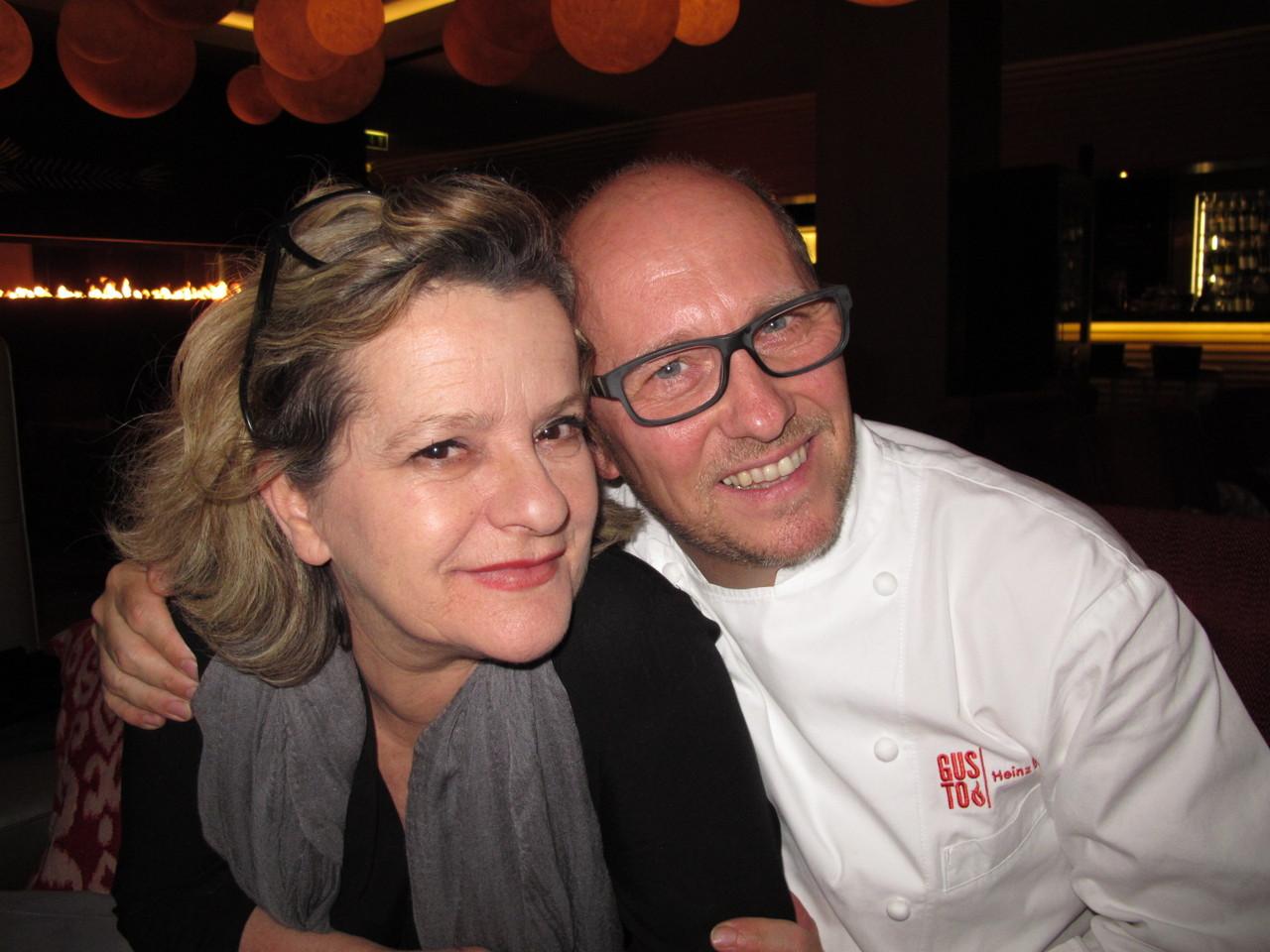Adriana Freire & Heiz Beck