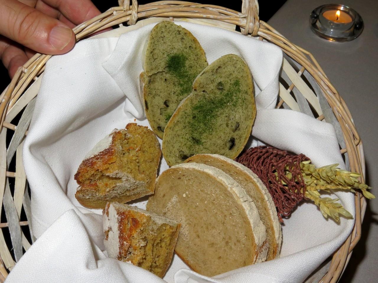 O cesto do pão