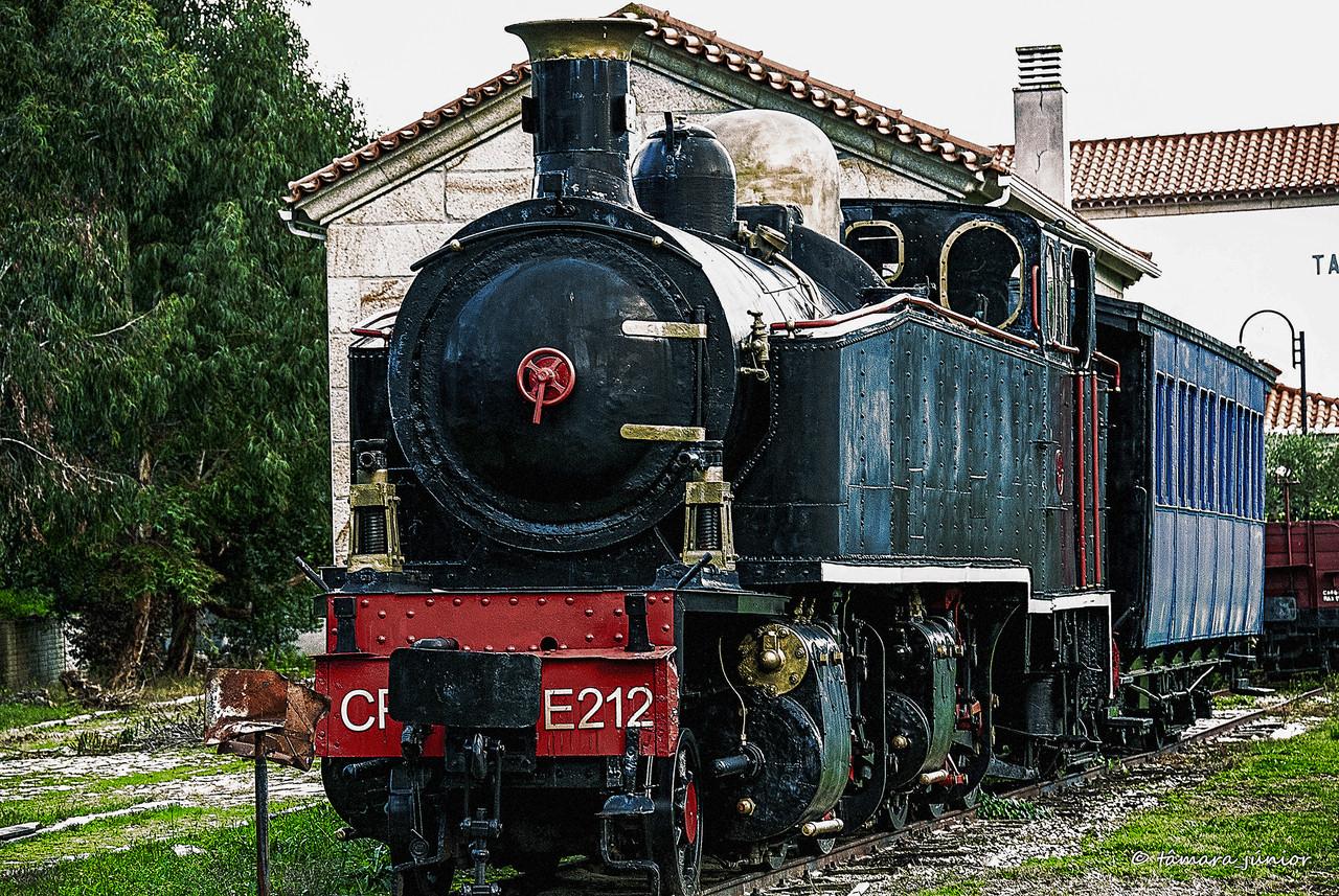 14 - 2010 - Caminhada Linha CP Chaves-Vidago 090.j