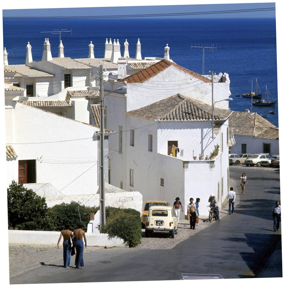 Algarve branco, Albufeira (A. Pastor, 198...)