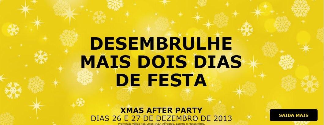 Promoções | IKEA | dias 26 e 27 dezembro