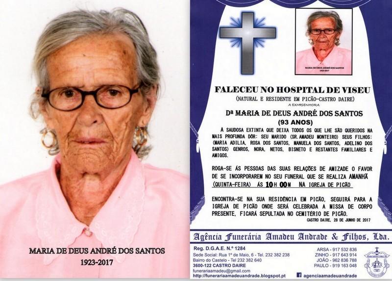 FOTO E RIP- DE MARIA DE DEUS ANDRÉ DOS SANTOS-094