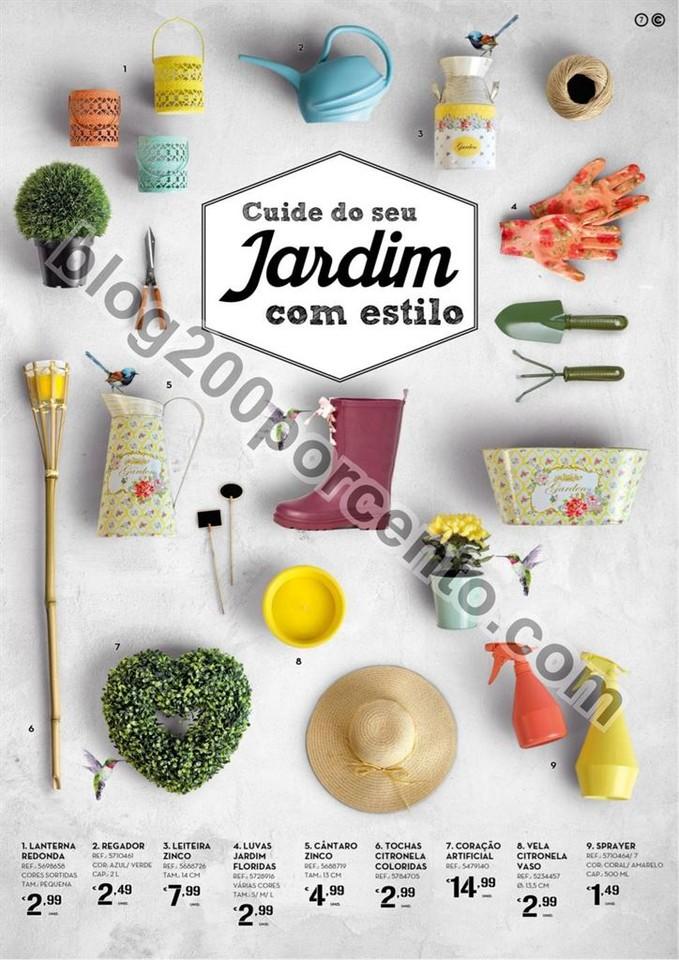 Antevisão Folheto CONTINENTE Jardim promoções d