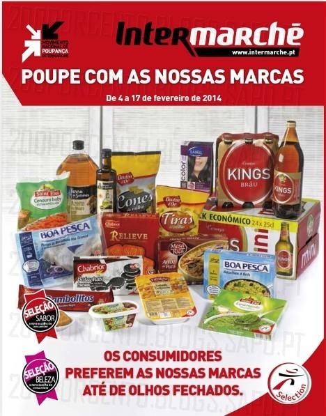 Folheto | INTERMARCHÉ | Marcas Intermarché de 4 a 17 fevereiro