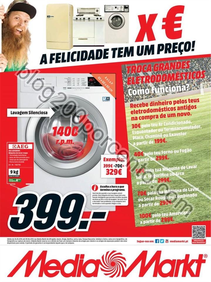 Antevisão Folheto MEDIA MARKT Promoções de 26 m