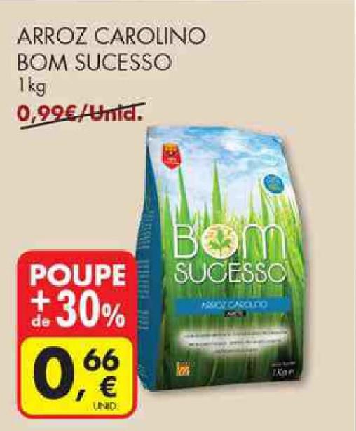 bricopoupar acumulação promoção pingo doce arroz bom sucesso