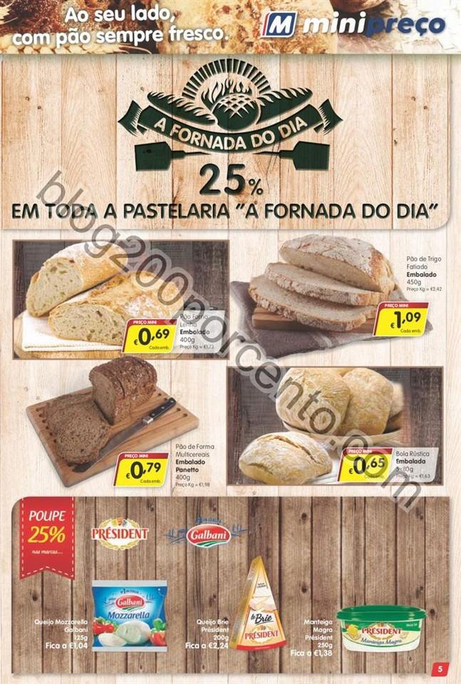 Antevisão Folheto MINIPREÇO Promoções de 26 ma
