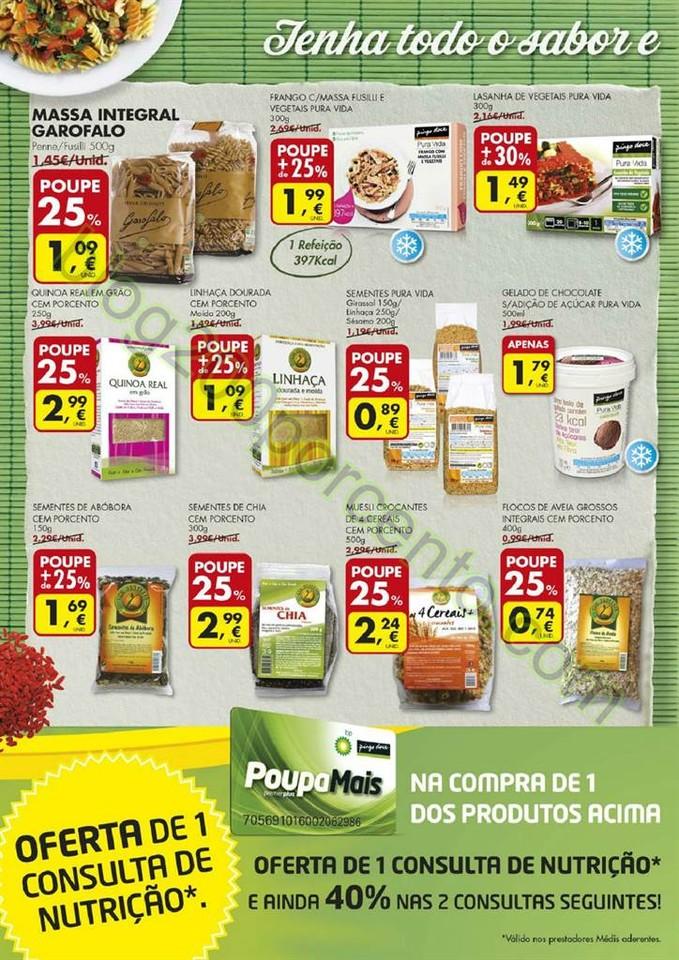 Especial Alimentação PINGO DOCE de 5 a 11 abril