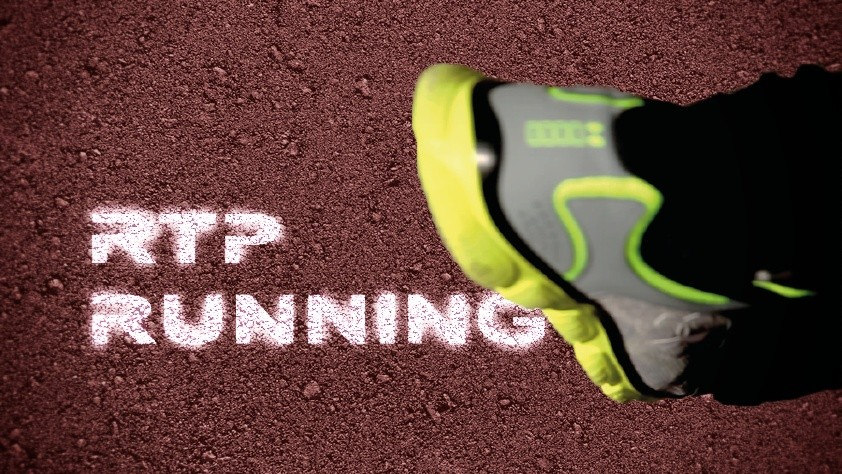 RTP Running logo