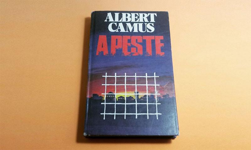 Alberto Camus, «A Peste», ... in Jornal de Vila do Príncipe, 22/VI/20.