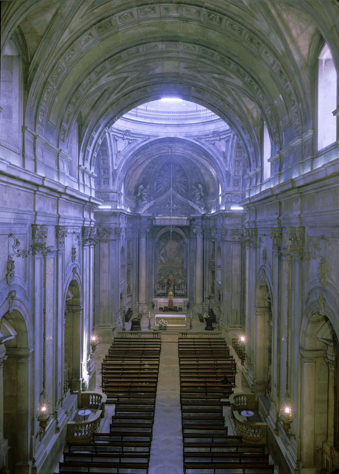 Basílica da Estrela (M. Novaes, s.d.)