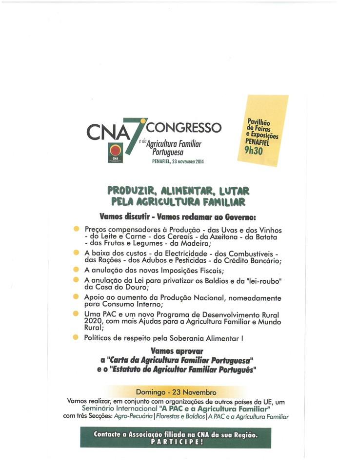 VII Congresso CNA texto