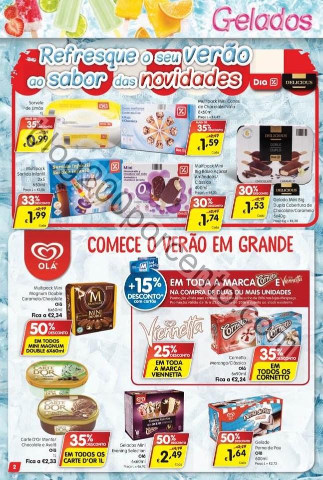 Novo Folheto MINIPREÇO Nacional de 16 a 22 junho