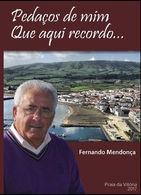 Livro de Fernando Mendonça