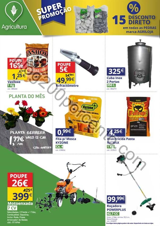 Antevisão Folheto AGRILOJA Promoções de 1 a 31