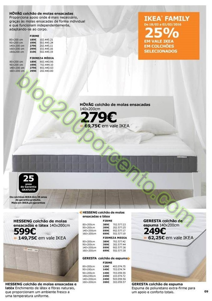 Antevisão Folheto IKEA Promoções de 28 janeiro