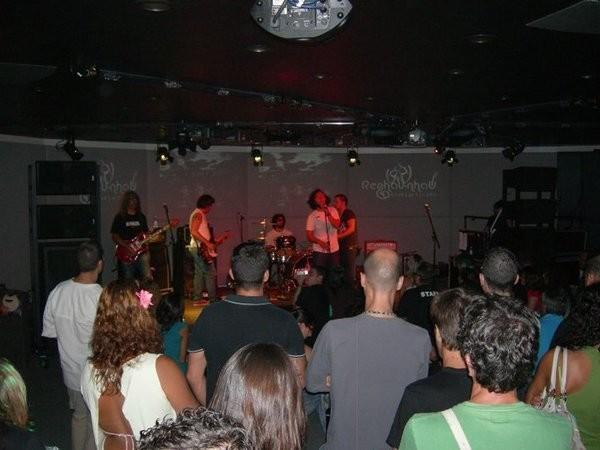 Alcoolémia 18 Aniversario Costa da Caparica 2010.
