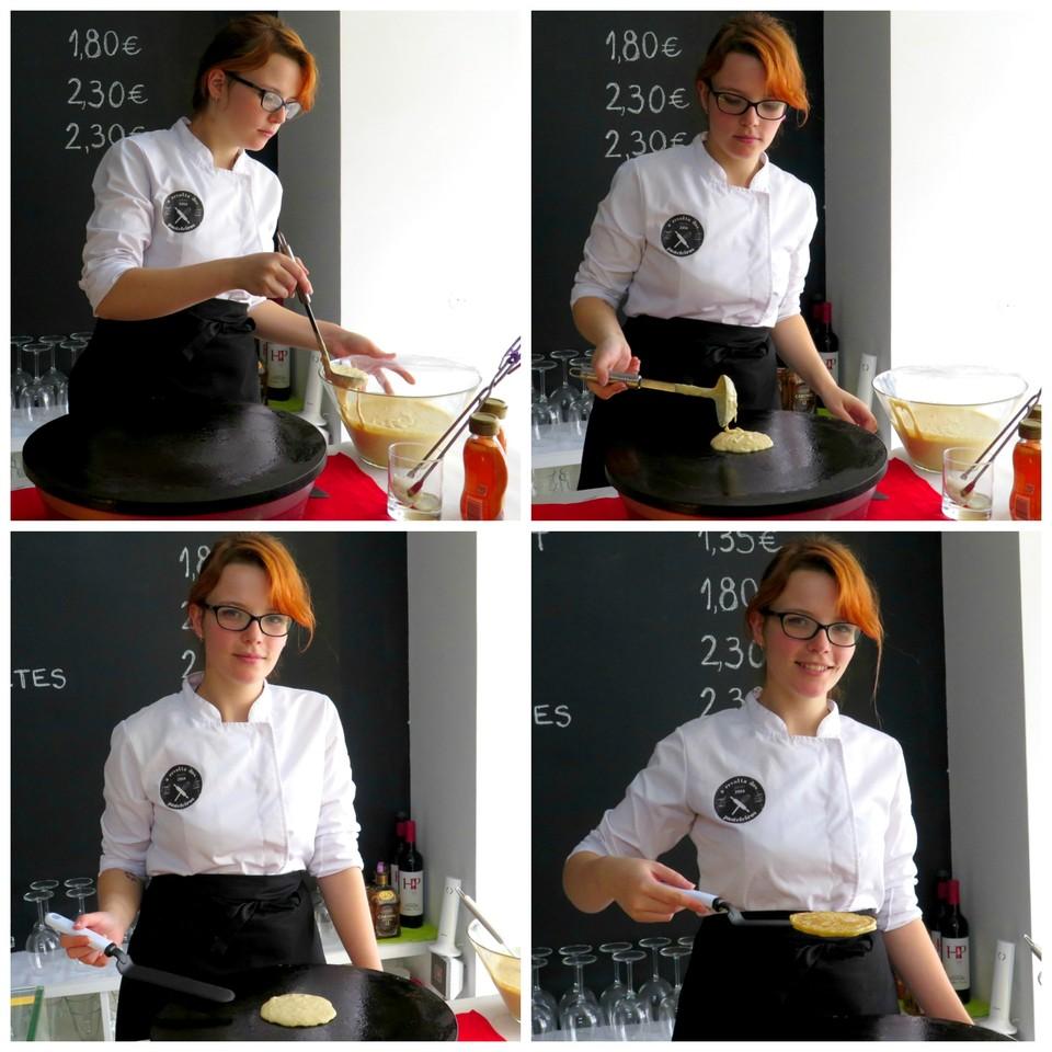 Chef pasteleira Clara Sousa